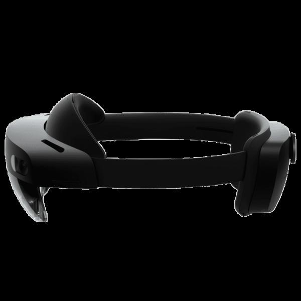 VR Expert Microsoft HoloLens 2 vue de côté