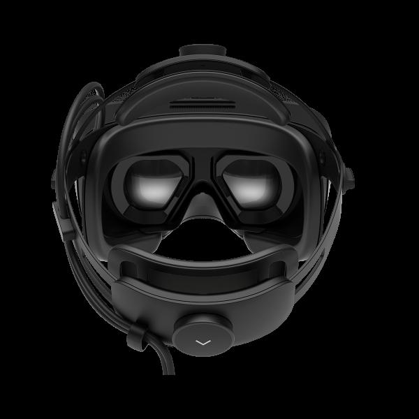 VR Expert Varjo VR-3 à l'intérieur