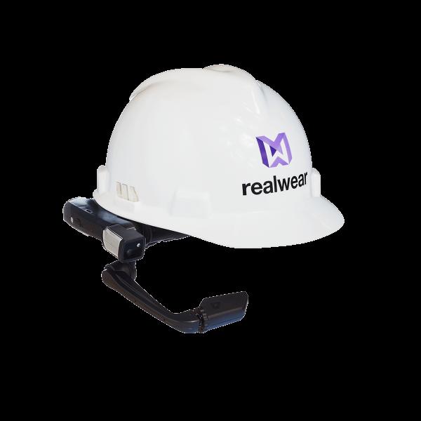VR Expert Realwear HMT-1 avec casque