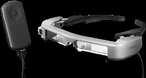 VR Expert Epson MOOVERIO BT-350