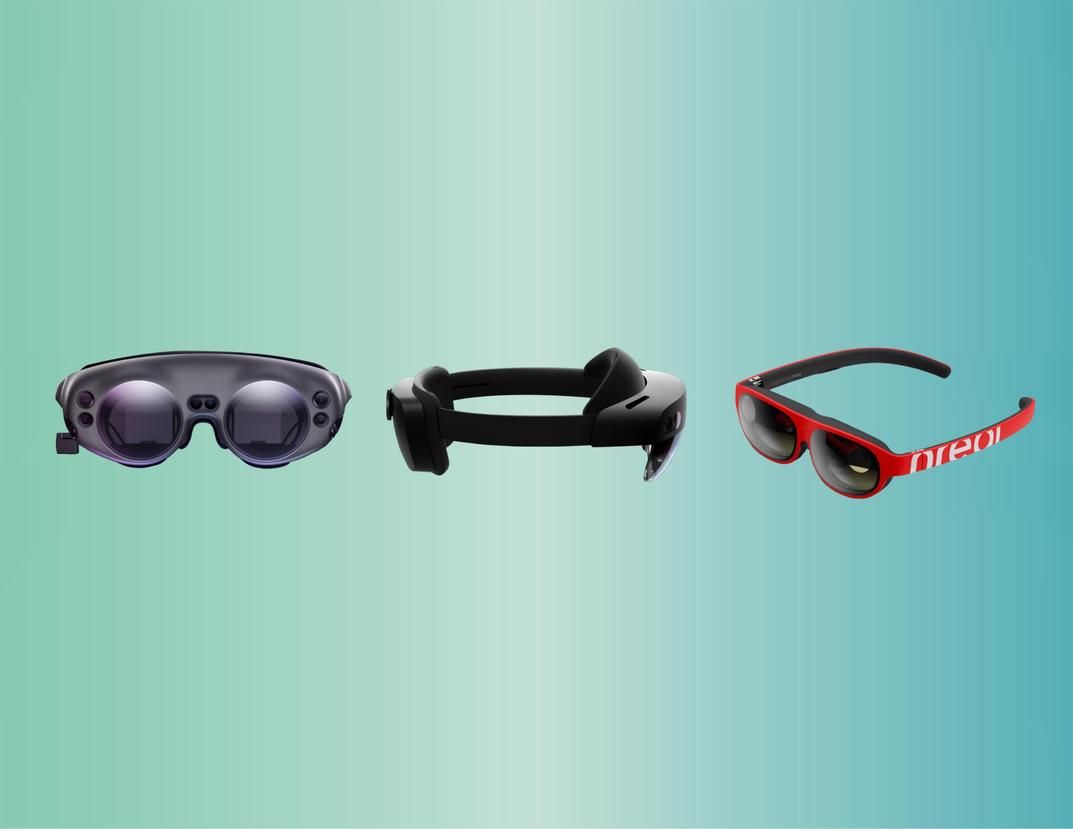 VR Expert AR Headset