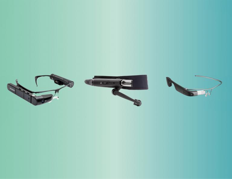 VR Expert Smart glasses