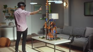 VR Expert Hololens use case